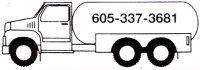 Severson Oil truck