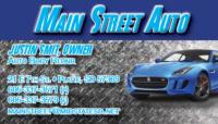 Main Street Auto